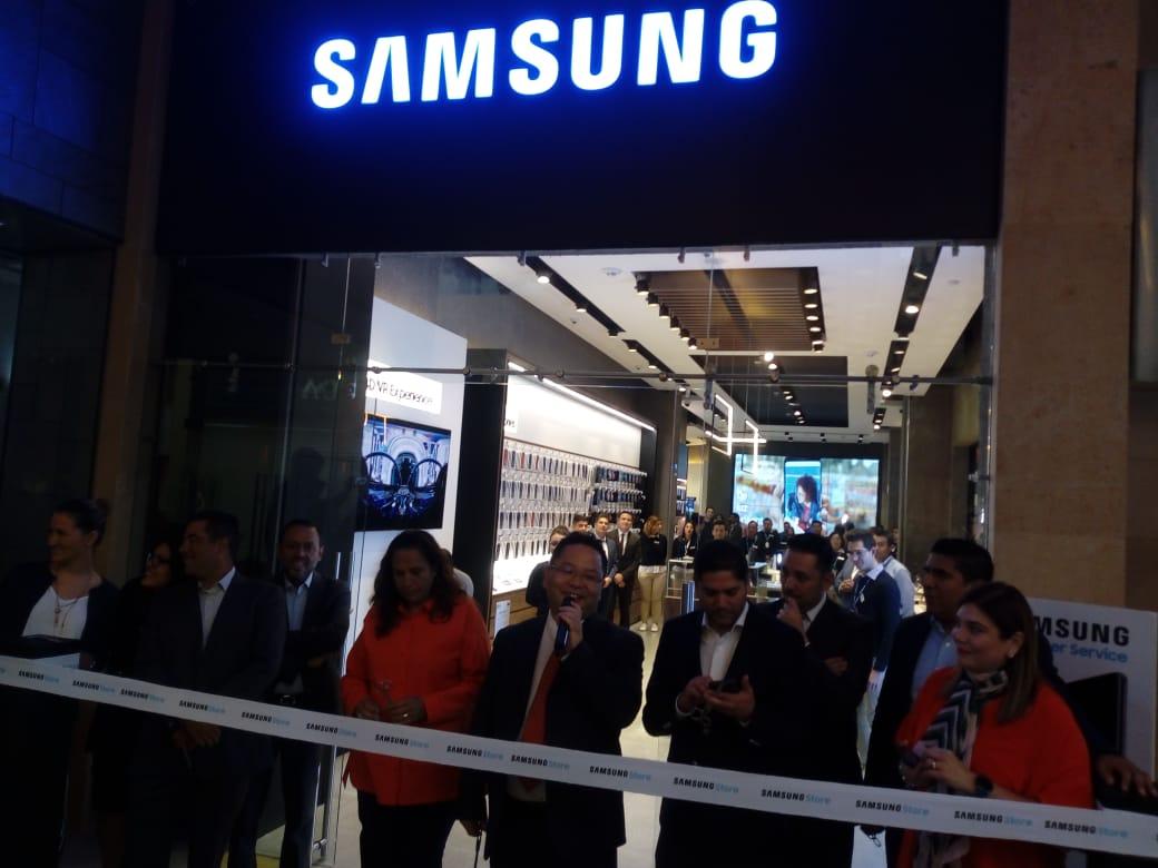 Samsung Angelópolis Puebla